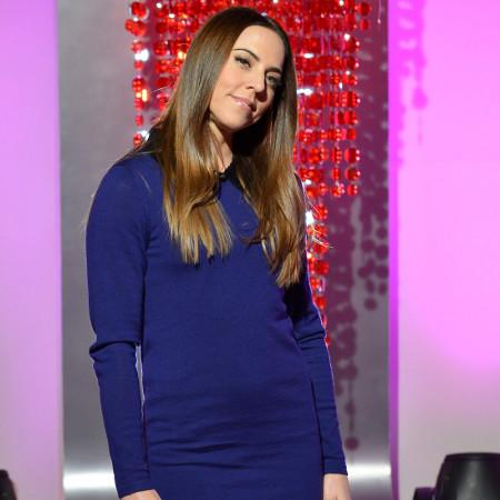 Mel C gives 1D advice