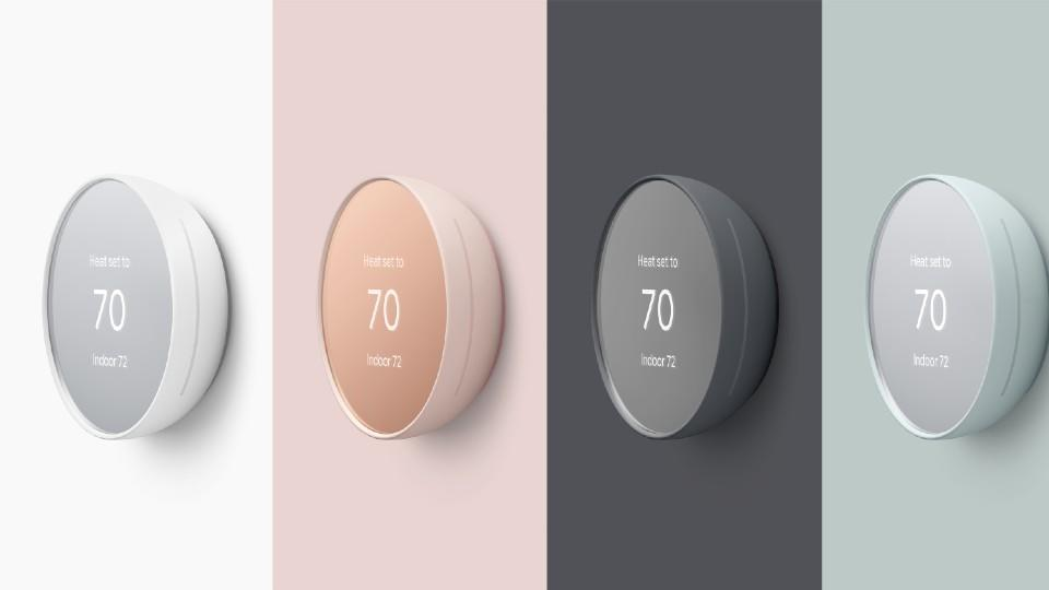Google Nest Thermostat - Google, $180