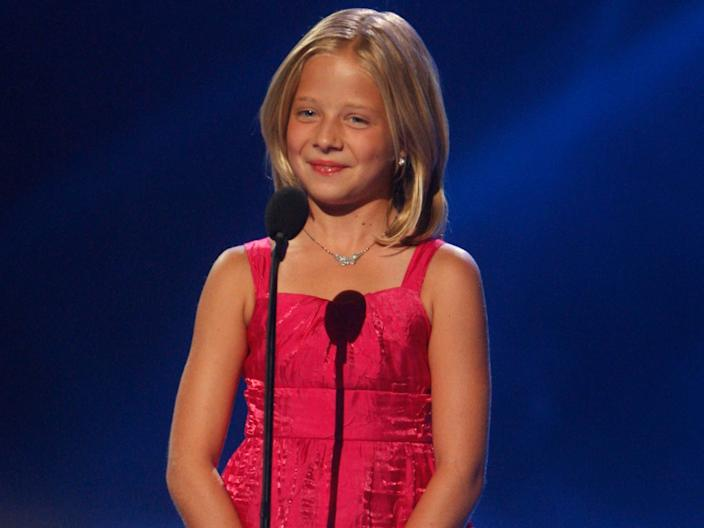 Jackie Evancho in 2010.