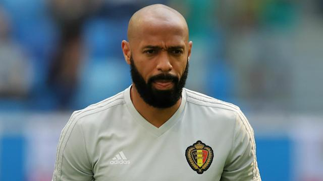 Arsene Wenger has claimed Arsenal's record scorer Thierry Henry is interested in taking charge at Ligue 1 side Bordeaux.