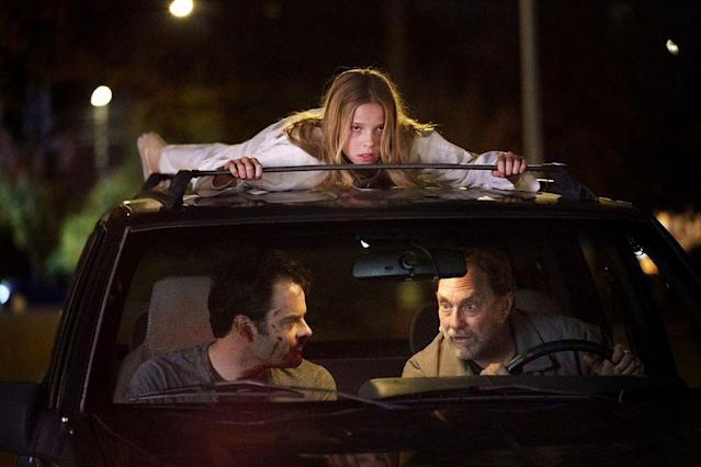 Jesse Giacomazzi, Bill Hader and Stephen Root in <em>Barry</em>. (Photo: HBO)