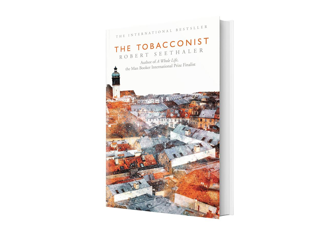"""<p>""""<em>The Tobacconist</em> (translated into English by Charlotte Collins) is set in 1937 just before the German occupation. It follows 17-year-old Franz, who moves to <a href=""""https://www.cntraveler.com/gallery/what-to-pack-for-a-trip-to-vienna?mbid=synd_yahoo_rss"""">Vienna</a> to become the apprentice in a tobacco shop. Its quiet wisdom and sincerity resonated with me very deeply."""" —Former ambassador Wolfgang A. Waldner</p> <p><strong>Buy now:</strong> <em>The Tobacconist</em> by Robert Seethaler, <a href=""""https://amzn.to/34degLu"""" rel=""""nofollow"""" target=""""_blank"""">amazon.com</a></p>"""