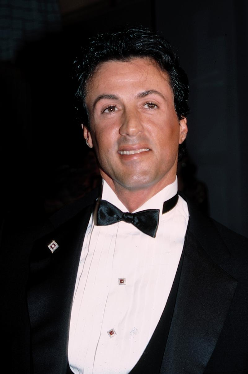 Sylvester Stallone in New York City September 1990