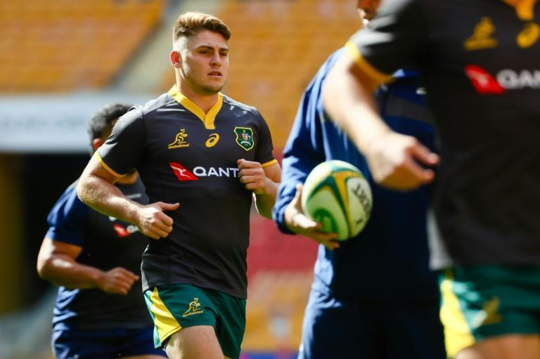 Australia's James O'Connor last started for the Wallabies in 2003. (AFP Photo/Patrick HAMILTON)