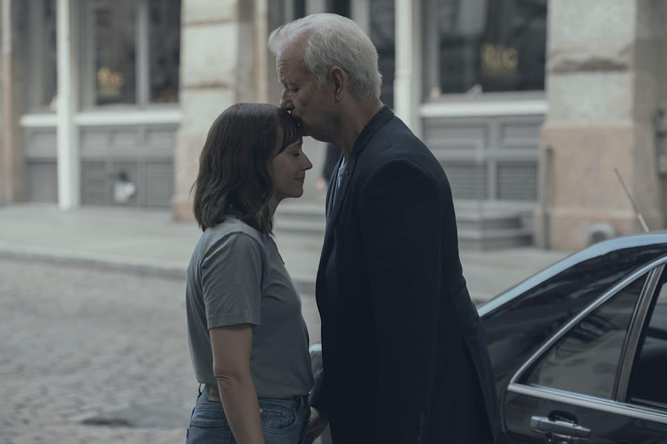 """Rashida Jones and Bill Murray play a daughter and father on a mission in Sofia Coppola's """"On the Rocks."""""""