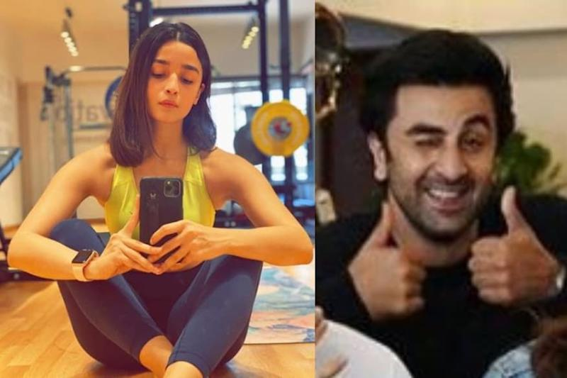 Karan Johar Confirms Ranbir Kapoor is Alia Bhatt's Lockdown Hairstylist