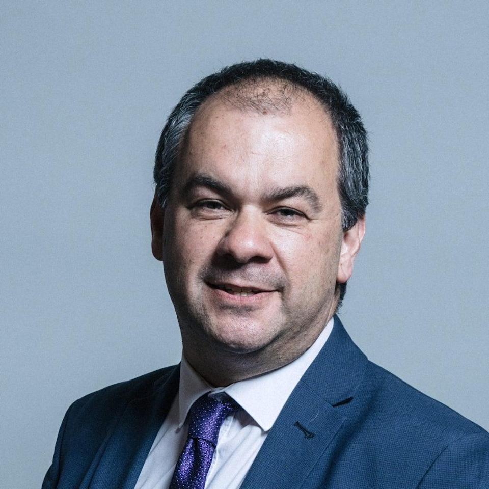 Business minister Paul Scully said a penny would need to be put on to income tax to raise the cash required to keep the Universal Credit uplift (Chris McAndrew/UK Parliament) (PA Media)