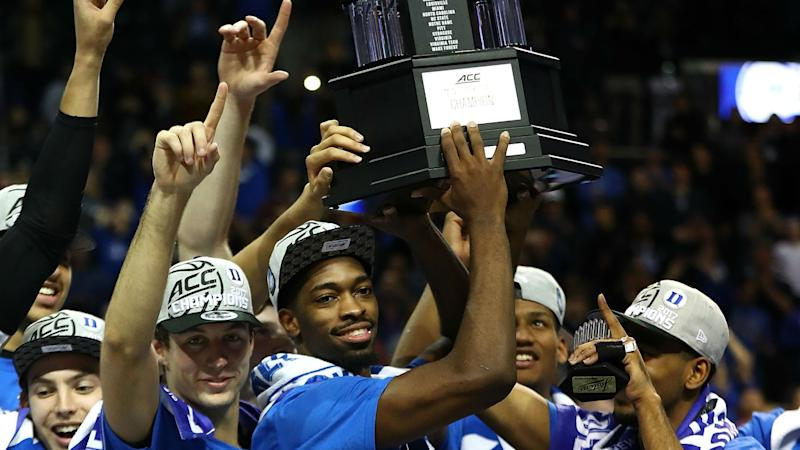 March Madness 2017: Vegas gives Duke, UNC best odds to win NCAA Tournament