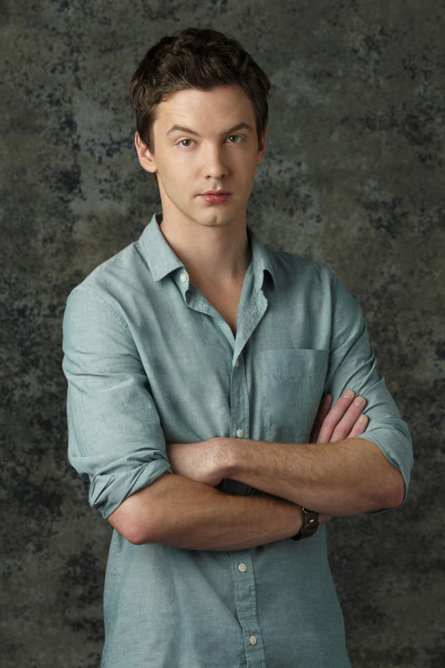 "ABC's ""Mistresses"" stars Erik Stocklin as Sam Grey."