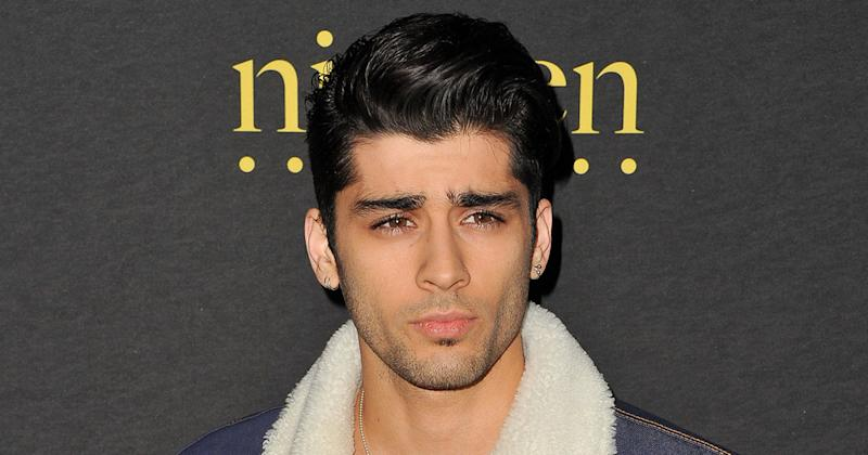 Zayn Malik spoke about overcoming an eating disorder and anxiety for a super important reason