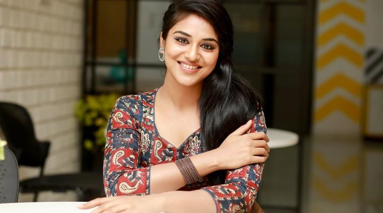 Indhuja joins Thalapathy 63
