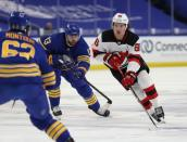 NHL: New Jersey Devils at Buffalo Sabres