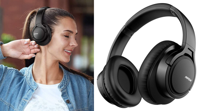Auriculares Bluetooth H7 de Mpow (Foto de Amazon)