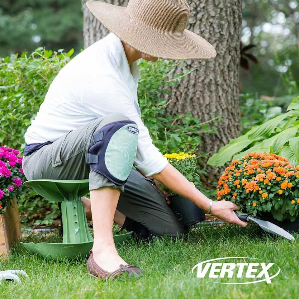 """<p><strong>Vertex</strong></p><p>homedepot.com</p><p><strong>$37.76</strong></p><p><a href=""""https://go.redirectingat.com?id=74968X1596630&url=https%3A%2F%2Fwww.homedepot.com%2Fp%2FGarden-Rocker-Vertex-Seat-GB1200%2F100388263&sref=https%3A%2F%2Fwww.goodhousekeeping.com%2Fholidays%2Ffathers-day%2Fg21205637%2Ffathers-day-gifts-for-grandpa%2F"""" rel=""""nofollow noopener"""" target=""""_blank"""" data-ylk=""""slk:Shop Now"""" class=""""link rapid-noclick-resp"""">Shop Now</a></p><p>Gardening is supposed to be a relaxing activity, but it can really put a strain on the knees and and back. Reviewers like that this rocker complies with your every move and is easy to carry. </p>"""