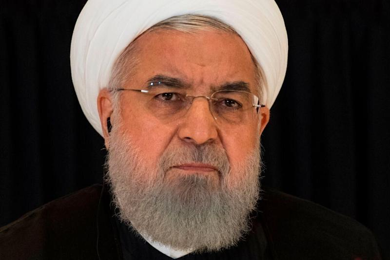 Iran president seeks wartime executive powers following U.S. tensions