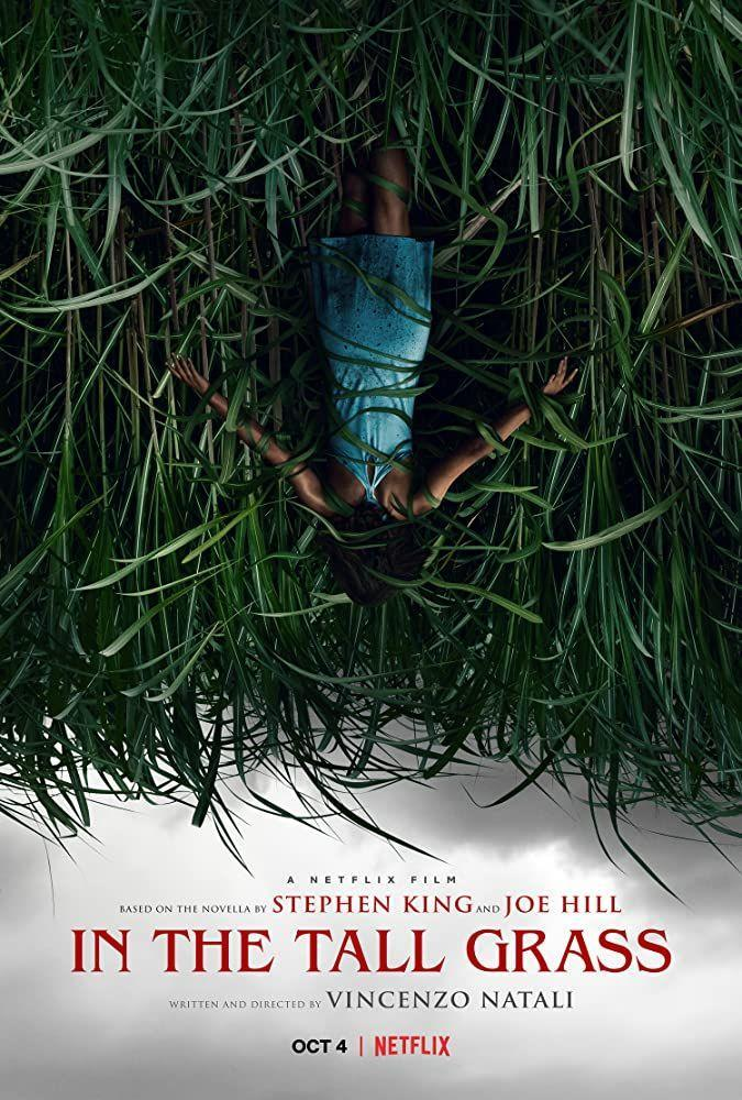 """<p>Here's a Netflix film based on the novella by Stephen King and Joe Hill. After hearing a young boy's cry for help, a sister and brother venture into a vast field of tall grass in Kansas but soon discover there may be no way out...and that something evil lurks within.</p><p><a class=""""link rapid-noclick-resp"""" href=""""https://www.netflix.com/title/80237905"""" rel=""""nofollow noopener"""" target=""""_blank"""" data-ylk=""""slk:STREAM NOW"""">STREAM NOW</a></p>"""
