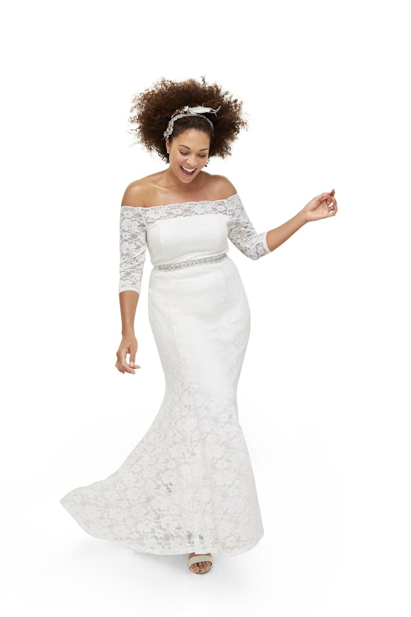 90f3a7484 Plus-Size Brand Torrid Reveals New Wedding Capsule Collection