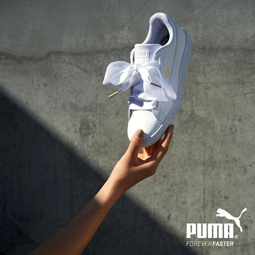 Fall In Love With The All New Puma Basket Heart 7fa84c6af201