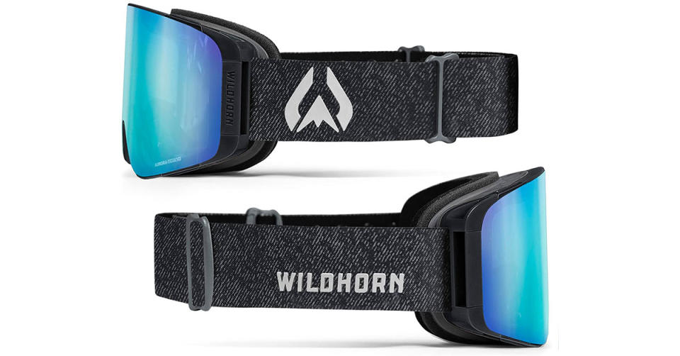 Wildhorn Pipeline Ski Goggles (Photo: Amazon)