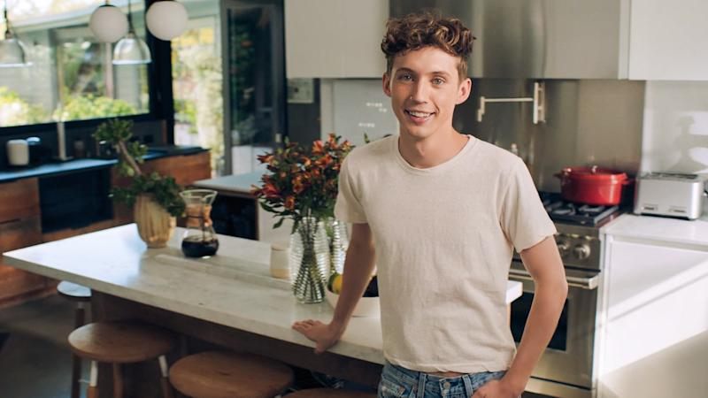 Troye Sivan on Growing Up on YouTube and Being Called a Gay Icon