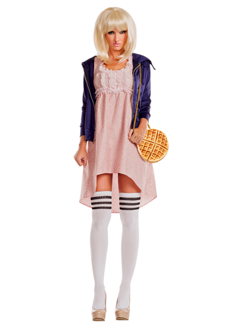 The Upside Down Honey costume is available from various websites [Photo: Halloweencostumes.com]