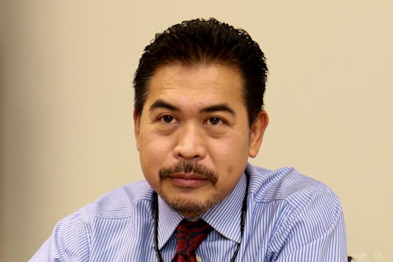 Lawyer Rosli Dahlan (pic) has taken on several high-profile cases including representing the Muslim law intellect Kassim Ahmad and defended the manager of a Borders bookstore for selling a book by a Canadian Muslim deemed unIslamic. — Picture by Saw Siow Feng