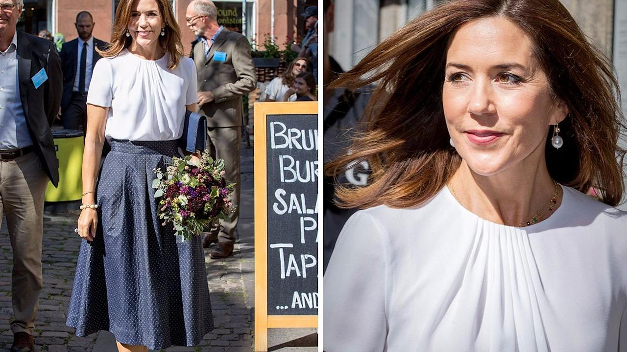 Princess Mary of Denmark's best fashion moments