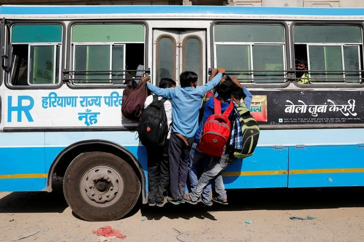 Haryana Resumes Interstate Bus Service After Two Months of Lockdown