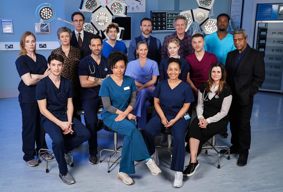 'Holby City' is being axed after 23 years. (BBC)