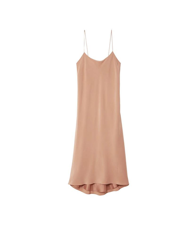 "<p>Silk bias dress, $695,<a rel=""nofollow"" href=""http://www.tibi.com/shop/dresses/silk-bias-dress-43872""> tibi.com</a> </p>"
