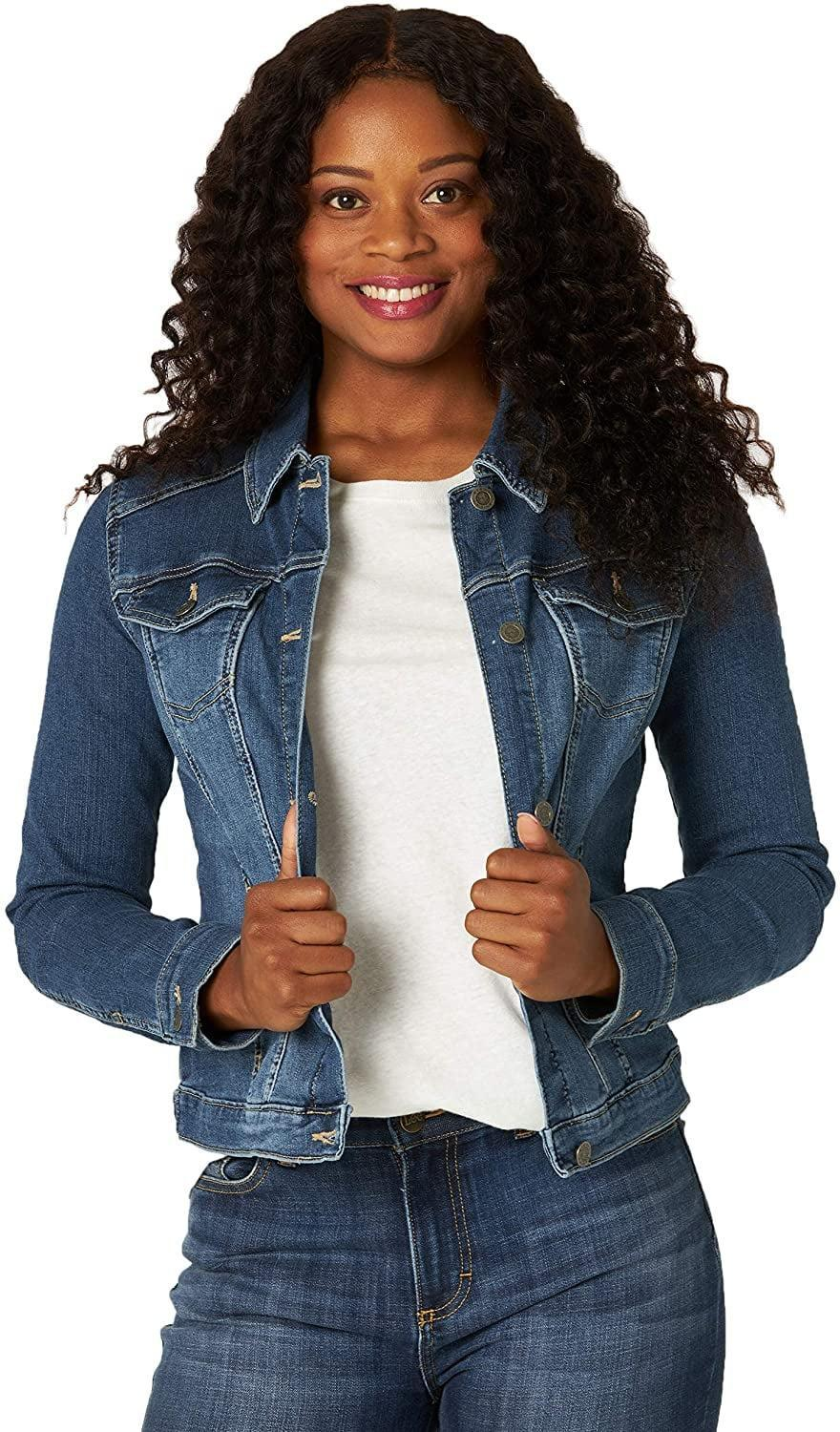 <p>The <span>Riders by Lee Indigo Women's Denim Jacket</span> ($35) comes in a variety of washes and shades so you can look your best all spring long.</p>