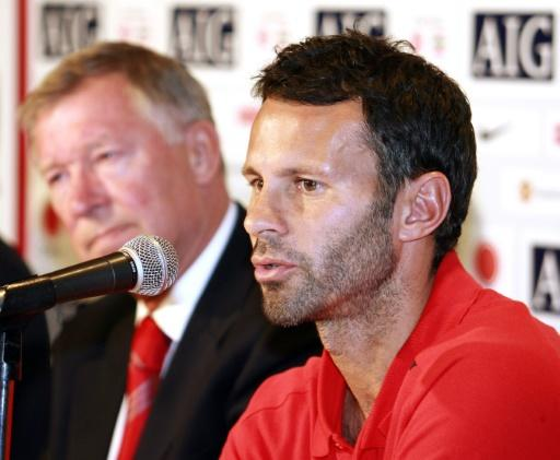 Ryan Giggs was part of all 13 of Alex Ferguson's Premier League winning sides