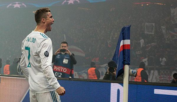 Champions League: Cristiano Ronaldos Formanstieg bei Real Madrid: Immer wieder