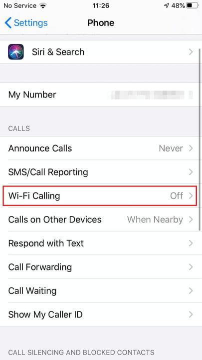 wi fi calling guide ios 2 how to