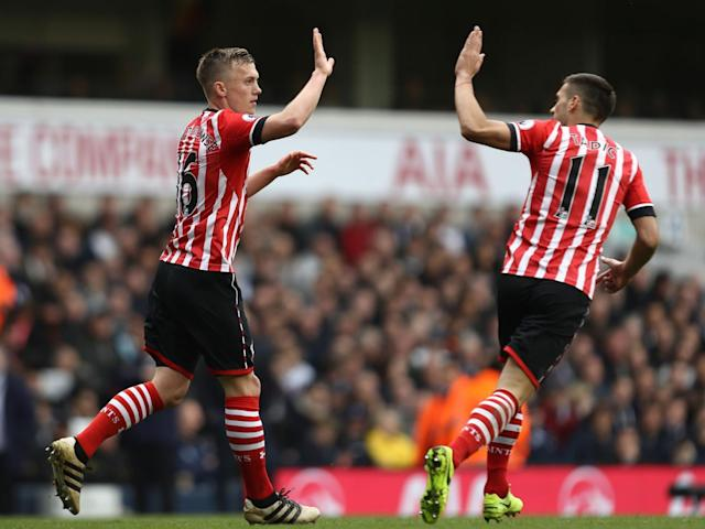 James Ward-Prowse gave Saints hope (Getty)
