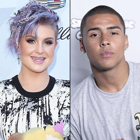 Kelly Osbourne Is Hooking Up With Puff Daddy's Stepson Quincy Combs, Also Has Her Eye on British Model Ricki Hall