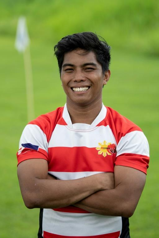 Lito Ramirez was a six-year-old orphan addicted to sniffing a glue called 'Rugby' before becoming one of the Philippines' first homegrown stars in the oval ball games