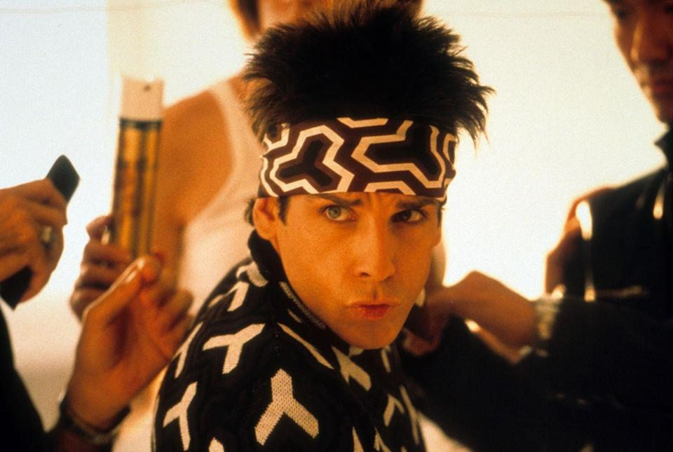 <p>Ben Stiller had directed a number of projects before starring in and directing<em> Zoolander</em> in 2001. The film was a smash hit and became one of the actor's most popular comedies.</p>