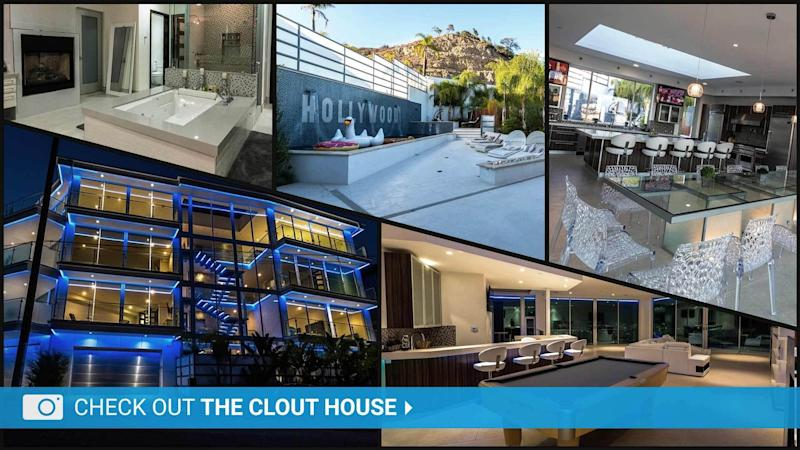 Clout House Main Launch