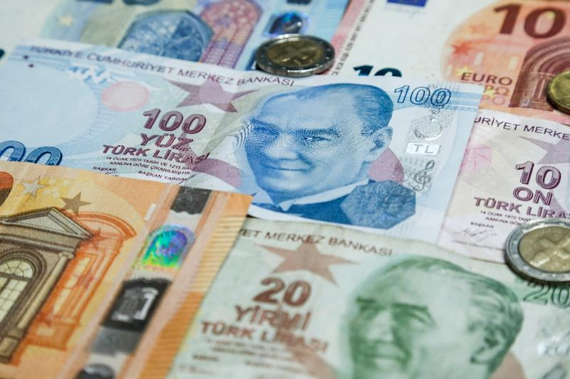 The Lira Fell Drastically In Value Last Month During A Huge Row Between Turkey And