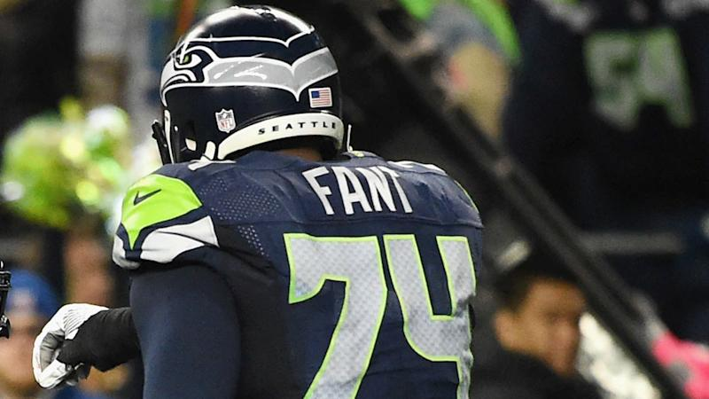 Seahawks George Fant out for season with torn ACL