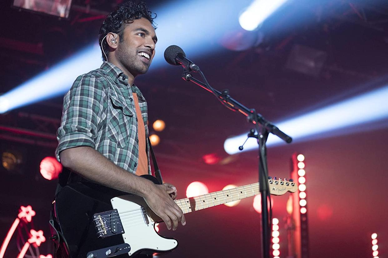 Himesh Patel stars as Jack Malik in Yesterday. (Image by Universal Pictures)