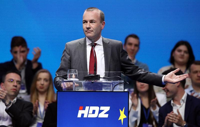 The frontrunner to take over from Jean-Claude Juncker as president of the European Commission is obscure German conservative Manfred Weber, a veteran legislator with no executive experience and a low profile