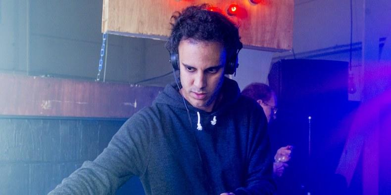 Four Tet Shares New Record Anna Painting : Listen