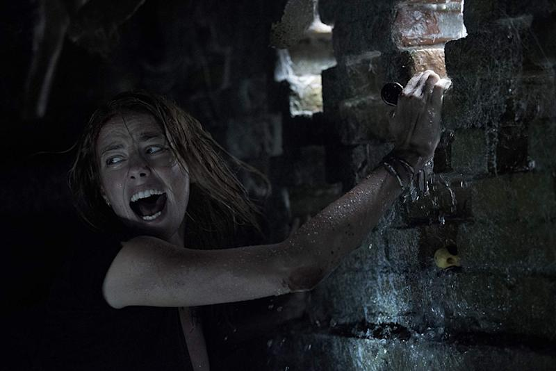 Kaya Scodelario in Crawl. (PHOTO: IMDB)
