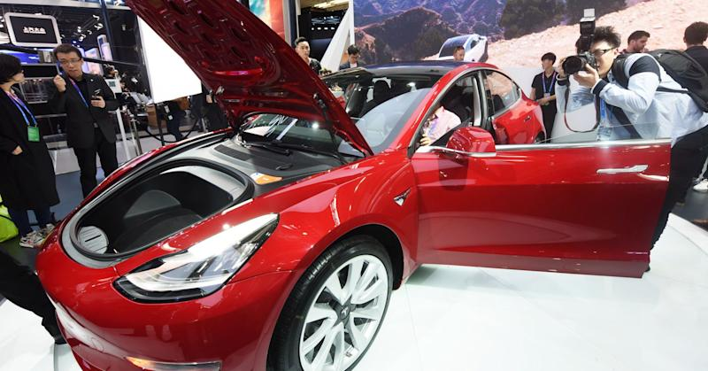 Tesla Opens Up Model 3 Configuration To Left Hand Drive European Countries