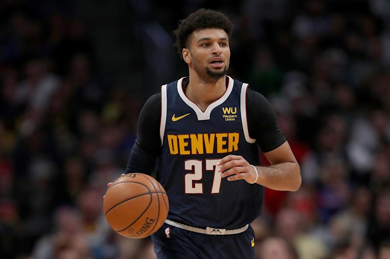 """The Nuggets expect Jamal Murray to be sidelined for the """"foreseeable future"""" after going down with an ankle injury on Wednesday."""