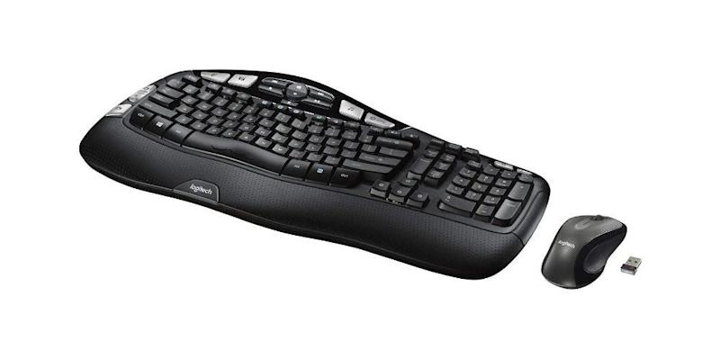 A Keyboard and Mouse for Productivity