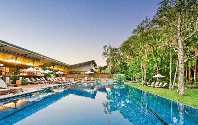 Spend a day lazing by The Byron's incredible infinity pool. Photo: Supplied