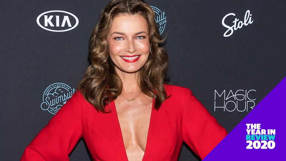 Paulina Porizkova's authentic social media posts have helped redefine modern fame, warts and all. (Photo: Gilbert Carrasquillo/FilmMagic)